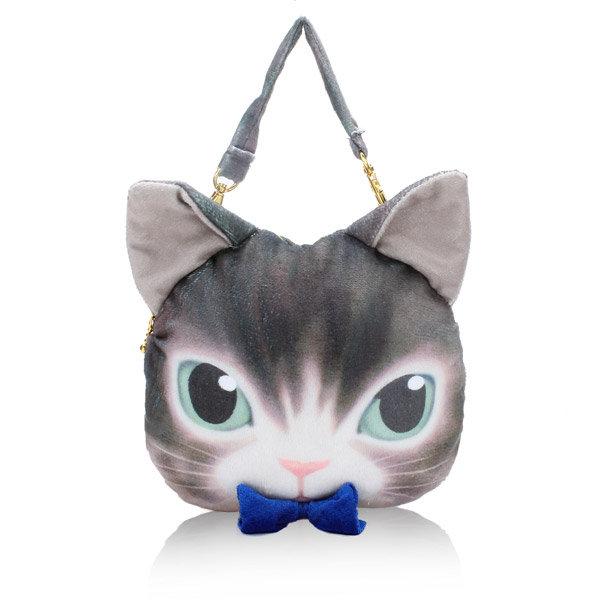 Lovely Creative Cartoon Cat Mini Bag
