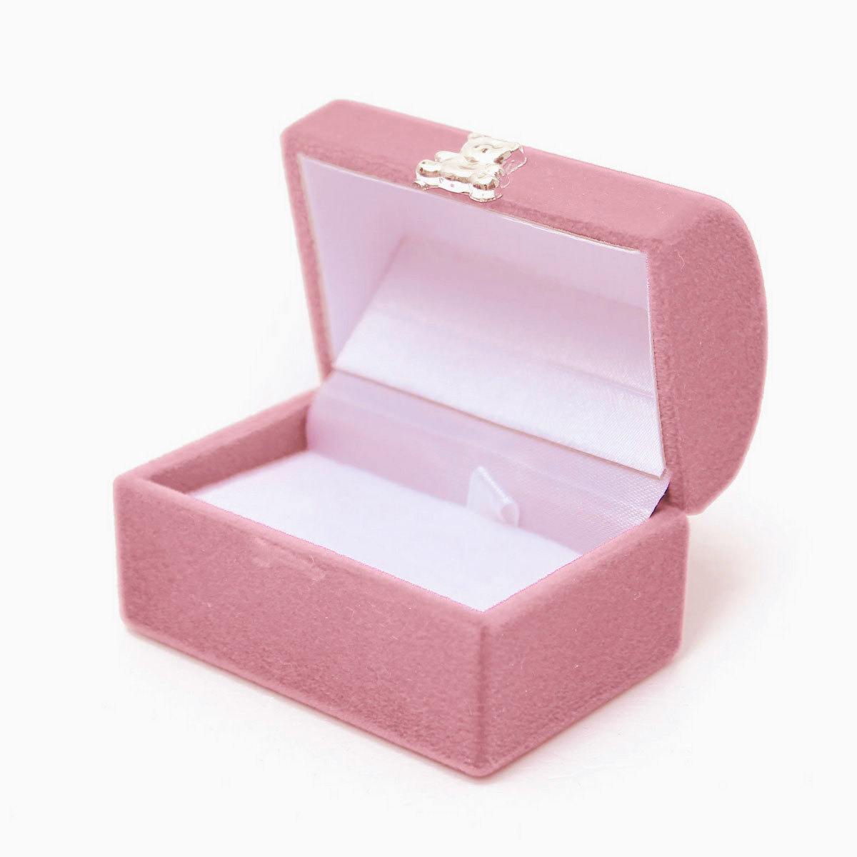 Velvet Square Jewelry Storage Case