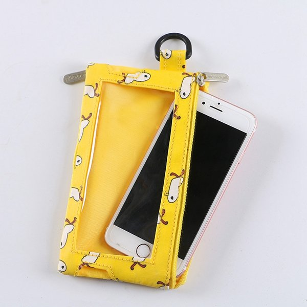 Women Men Nylon Touch Screen Phone Case For Iphone 6S 4.7 inch