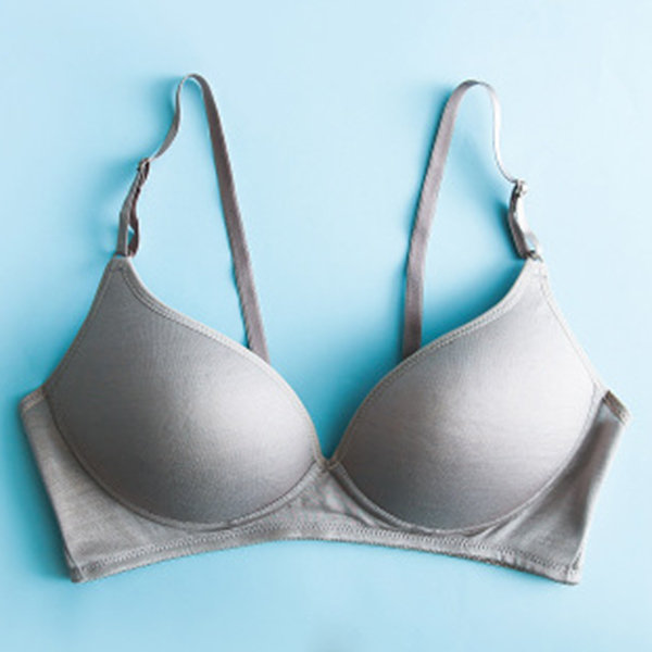 Sexy Seamless Silk Breathable Wireless Bras Thin Sweat-absorbent Soft Bra