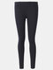 High Waist Folk Solid Slim Stretch Elegant Women Pencil Pant