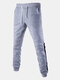 Mens Loose Fit Sports Running Training Sweatpants Casual Trousers Pants