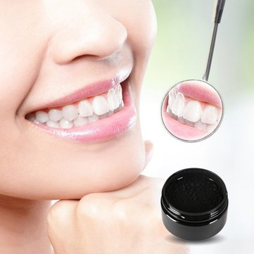 Teeth Whitening Powder Charcoal Activated Coconut Shell Cleaning Tartar Removal Stains Powders