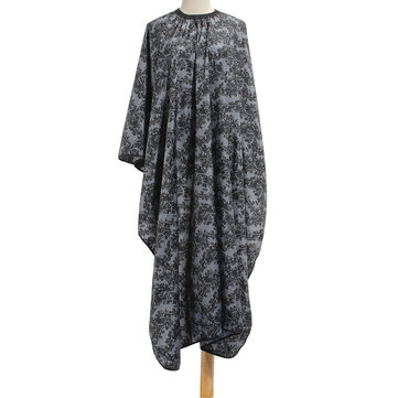 Salon Hairdressing Aprons Hair Cutting Waterproof Gown Cape Cloth