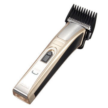 Buy KEMEI KM-5107 Rechargeable Electric Trimmer Hair Clipper Cutter Set Men Baby