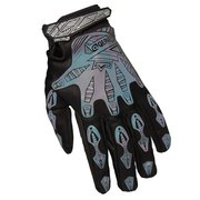 Men Cycling Bicycle Gloves Motorcycle Full Finger Night Vision Reflective Breathable Mittens