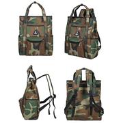 Men Women Oxford Backpack Dual-Use Casua Laptop Backpack