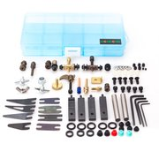 COOCOO PJB002 Specialty Die-carved Featured Universal Complete Tattoo Accessory Kit
