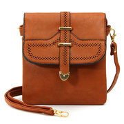 Women Casual Vintage Hollow Out Messenger Bag Shoulder Bags Crossbody Bags