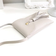 Women PU Leather 5.5inch Phone Bag Casual Shoulder Bags For iPhone Samsung Xiaomin Huawei Sony