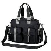 Women Multi-pocket Waterproof Nylon Handbag Shoulder Bags Crossbody Bags