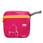 Folding 15L Waterproof Nylon Backpack Camping Hiking Shoudler Bag