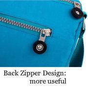 Женщины покупки мешок водонепроницаемый мешок плеча большой емкости Crossbody сумка
