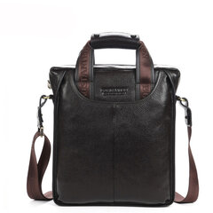 BOSTANTEN Brand Men Business Casual Handbag Leisure Crossbody Bag