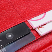 Women Casual Large Capacity Long Wallet Elegant Casual Cash Cards Purse