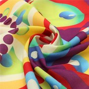 Cotton Printed Round Beach Towels Sunscreen Shawl Scarves
