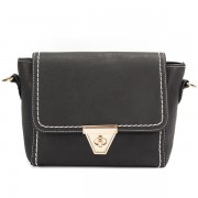 Women Nubuck LeatherTrapeze Vintage Small Bag