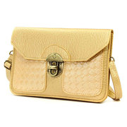 Women Vintage Leather Mini Crossbody Bag