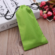 Sunglasses Eyeglasses Glas​ses Soft Nylon Drawstring Cleaning Case Pouch Bag