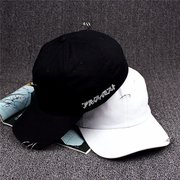 Men Women Ring Hip Hop Hat Curved Strapback Adjustable Baseball Cap