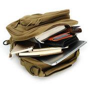 3D Открытый Тактический рюкзак Путешествия Туризм Спорт Messenger плеча мешок