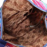 Women Dazzle Colour Purse Nylon Waterproof Handbag