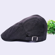 Men Women Outdoor Beret Caps Causal Driving Golf Hats Breathable Cotton Cap
