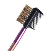 22pcs Розовый макияж Кисти Kit Косметический Тени для век Румяна Нейлон Щетка для волос с сумкой