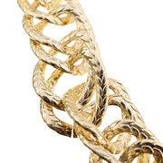 Gold Plated Link Waist Chain Belt