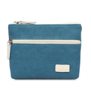 Women Canvas Casual Small Wallets Phone Bag
