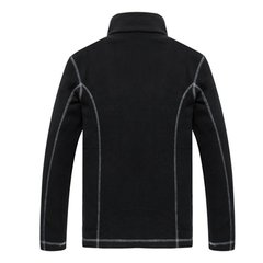 Winter Outfit Ski-wear Pullover Men's Casual Thick Polar Fleece Sweaters Pullover