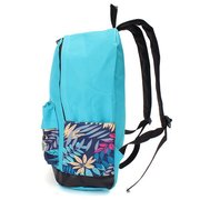 Women Causal Canvas Maple Leaf Backpack
