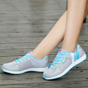 Ladies Casual Sport Shoes Soft Running Shoes Comfotable Round Toe Leisure Shoes