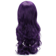 75cm Women Long Wavy Curly Cosplay Wig Hair Anime Party Full Wigs 8 Colors