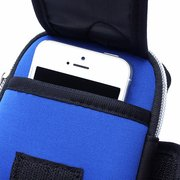 Man Woman Nylon Shockproof Waterproof Nylon Arm Package Bag Riding Bag