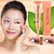 Улитка крем для глаз против старения против морщин темные круги отбеливания кожи Увлажняющий 30g