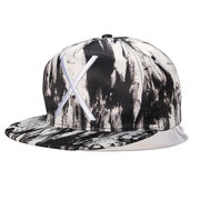 Men Women Graffiti Embroidery Snapback Adjustable Baseball Cap Hip Hop Hat