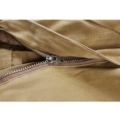 Men's Fashion Outdoor Military Solid Color Cargo Pants Casual Trousers