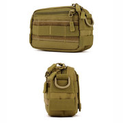 MOLLE Tactical Military Waterproof Oxford Waist Bag Army Messenger Bags Crossbody Bag