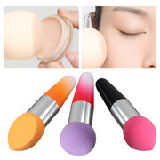 3 Styles Sponge Makeup Puff Foundation Liquid Cream Concealer Cosmetic Brush Tool