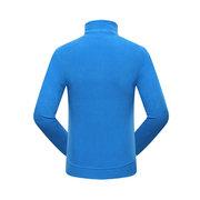 Outdoor Sport Fleece Thick Warm Stand Collar Coat For Men