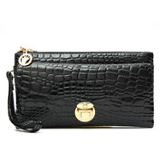 Women Crocodile Grain Bags Ladies Elegant Casual Shoulder Bags Leisure Shopping Crossbody Bags