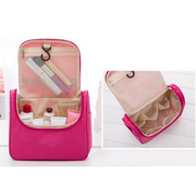 Waterproof Nylon Multifunctional Travel Wash Bag Comestic Bag Hang Cases Makeup Storage Bag