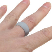 Size 7 Rubber Silicone Ring