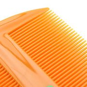 Plastic Double Sided Nit Combs For Head Lice Dectection Comb Kids Pet