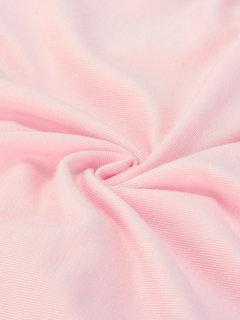 Women Bowknot Patchwork Irregular Hem Long Sleeved Solid O-neck T-Shirt