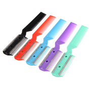 Hair Razor Comb Professional Scissor Home Hairdressing Thinning Trimmer Punk