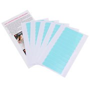 60 Tabs Pre-Cut Double Sided Adhesive Super Tape For Hair Extensions