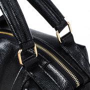 Женщины PU Shell сумка Классический Crossbody сумка Улица Свекла сумка на плечо