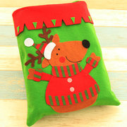 Christmas Snowman Trees Decorations Non-woven Fabrics Stotage Bags
